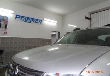 Duster poletron
